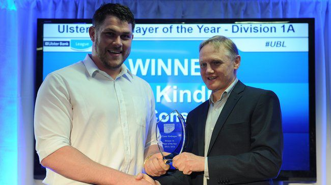Irish Rugby TV: UBL Div 1A Player Of The Year Conor Kindregan