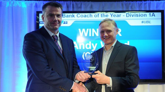 Irish Rugby TV: UBL Coach Of The Year Andy Wood