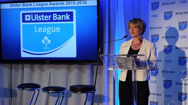 Irish Rugby TV: Maeve McMahon - Ulster Bank League Awards