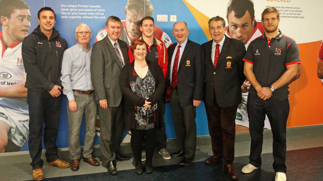 Ulster Rugby Celebrates The Role Played By Volunteers