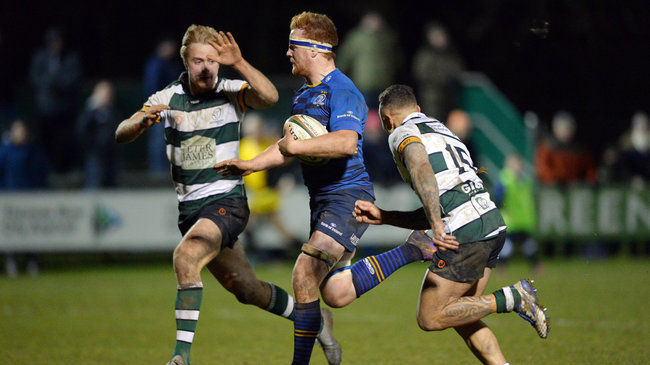 Leinster 'A' Team Named For Richmond Game