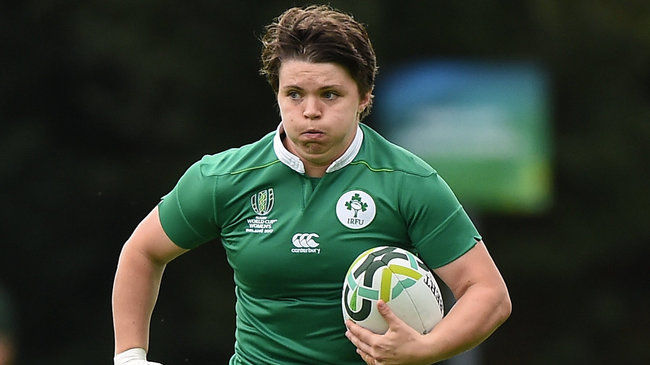 Irish Rugby TV: 'Late Rally Is Something To Build On' - Ciara Griffin