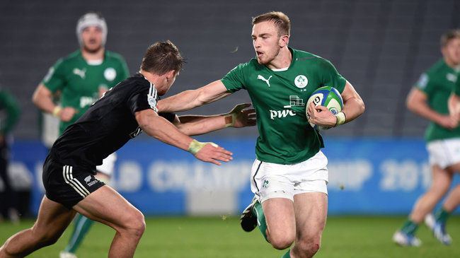 Argentina First Up For Ireland At 2015 World Rugby U-20 Championship
