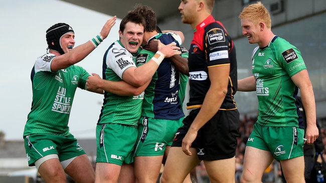 Connacht Make Eight Changes For Cardiff Encounter