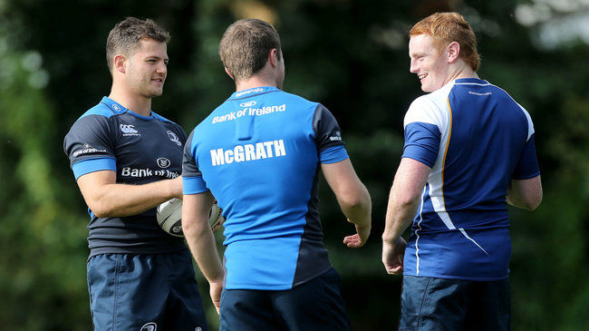 Leinster 'A' Line-Up Announced For Carmarthen Clash