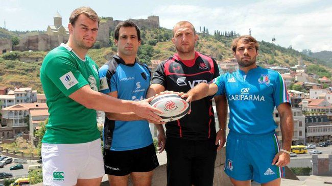 Emerging Ireland Squad Ready For Tbilisi Cup Tilt