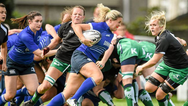 Leinster And Munster Begin Women's Interpros In Winning Fashion