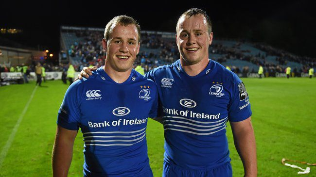 Byrne Twins Join League's Band Of Brothers