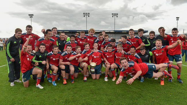 Munster End Wait For U-18 Schools Interpro Success