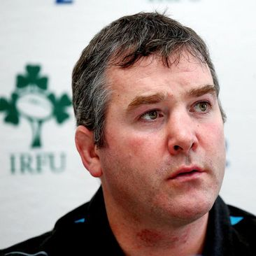 Irish Rugby TV: O2 Ireland Wolfhounds Press Conference