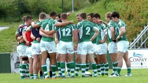 Ireland Wolfhounds At GB7s Tour Stage 3, Parc Eirias, Colwyn Bay, Saturday, June 13, 2015