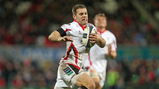 Ulster Ace Cave Signs New Three-Year Deal