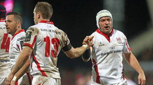 Ulster 24 Scarlets 9, Kingspan Stadium, Saturday, December 6, 2014
