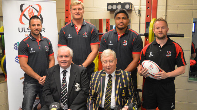 Cooke And Instonians To Benefit From New Shaw's Bridge Gym