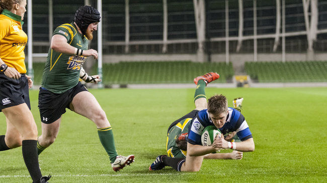 sean mallon rugby