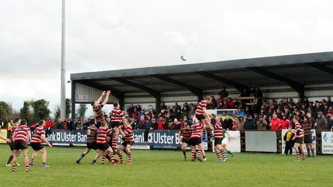 Irish Rugby TV: 2016 Ulster Bank Junior Cup Final Highlights