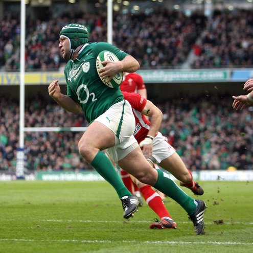Head-To-Head: Ireland v Wales
