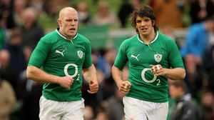Paul O'Connell: 100 Caps For Ireland (2002-2015)