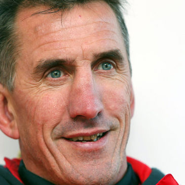 Munster head coach Rob Penney