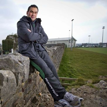 Incoming Connacht head coach Pat Lam