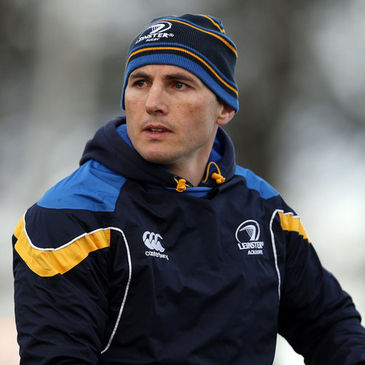 Leinster Academy manager Girvan Dempsey
