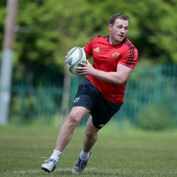 Munster's Shane Buckley