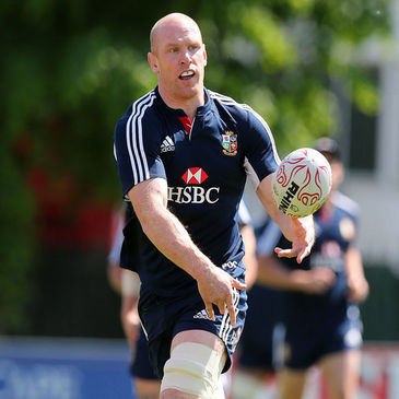 Munster and Ireland lock Paul O'Connell