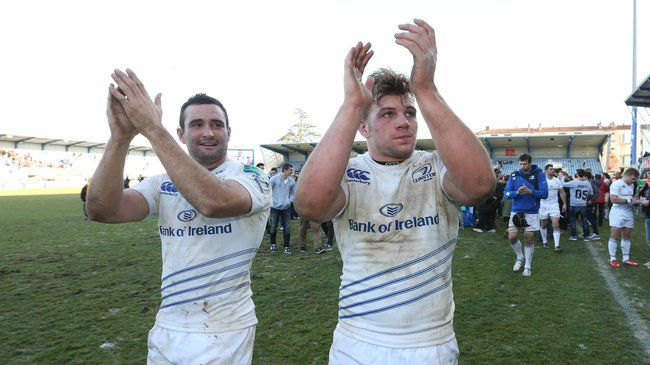 Kearney And Murphy Return For Leinster