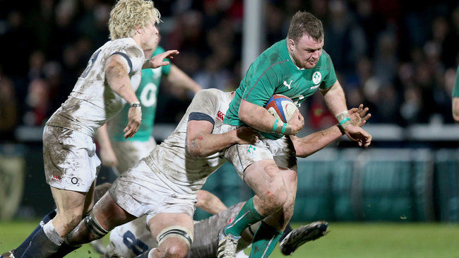 Countdown Begins To Ireland Wolfhounds' Cork Clash