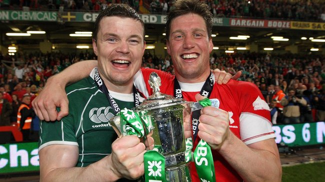 Brian O'Driscoll: A Career In Pictures (1999-2014)