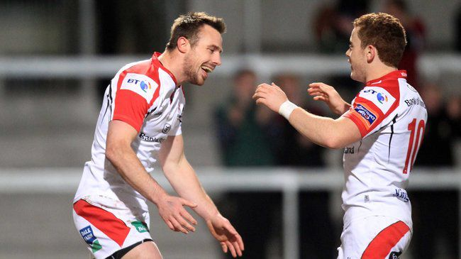 Bowe And Jackson Back For Ulster's Cardiff Trip