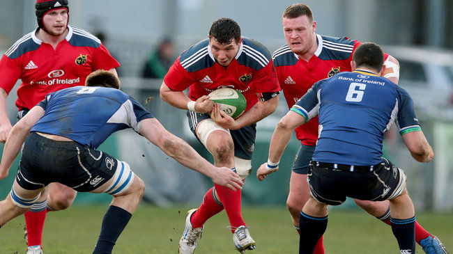 Munster 'A' Off To Clonmel For British & Irish Cup Opener