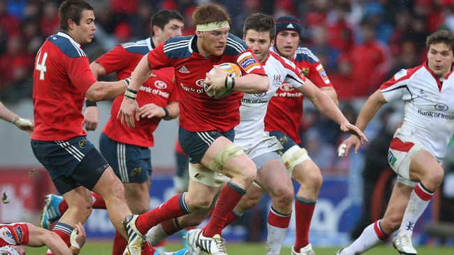 GUINNESS PRO12 Preview: Munster v Ulster