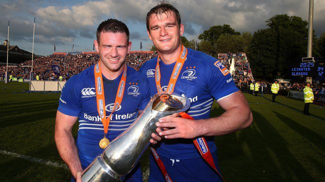 Leinster Call On McFadden And Ruddock