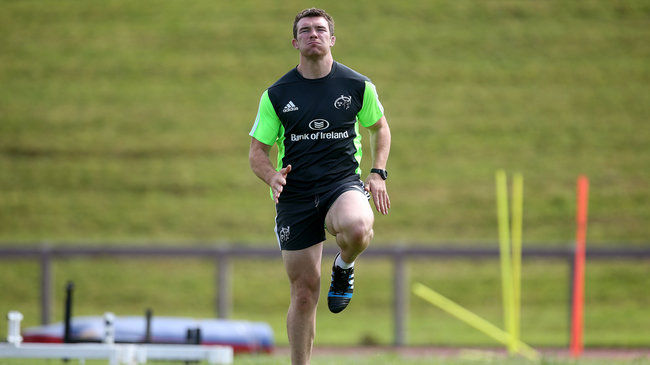 Irish Rugby TV: Peter O'Mahony Says Recovery Is On Track