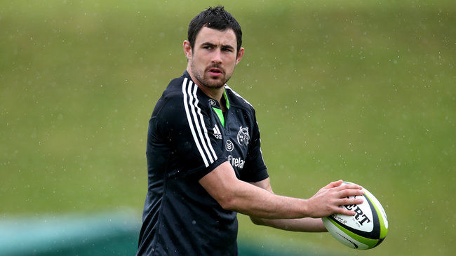 Munster Make Eight Changes For Treviso Test