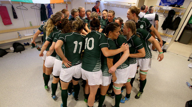 Ireland Women's Squad Named For RBS 6 Nations