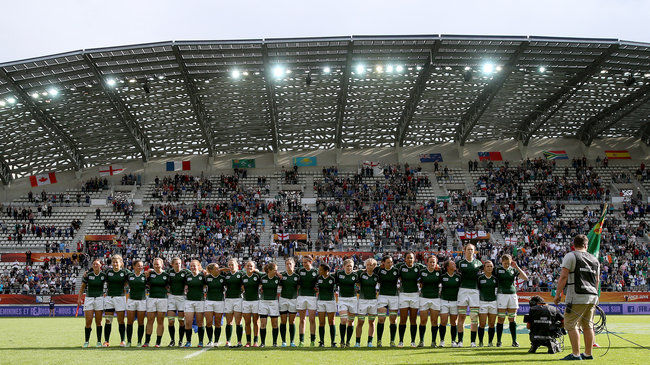 Ireland Qualify Directly For 2017 Women's World Cup