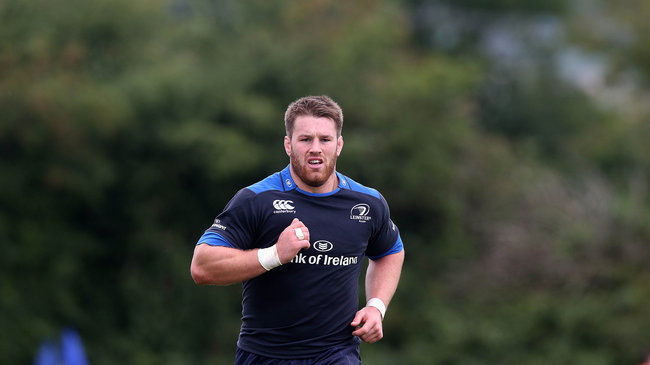 O'Brien To Lead Leinster In Interpro Clash