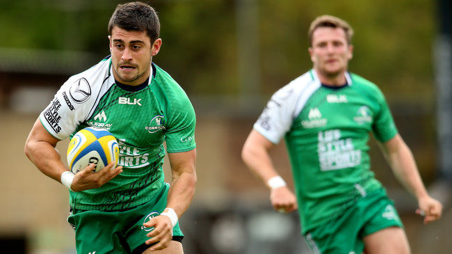 Connacht's O'Halloran To Undergo Knee Surgery