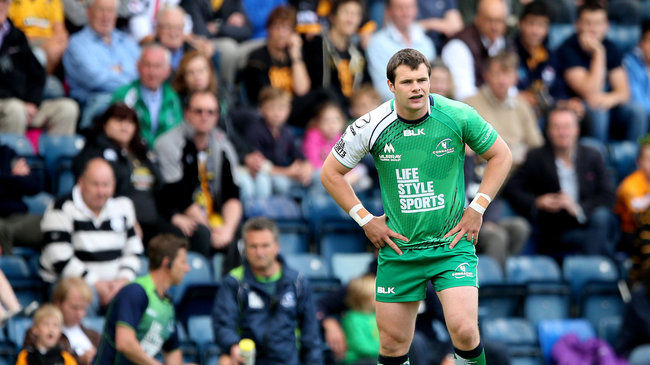 Youthful Connacht Team Selected For Dragons Game
