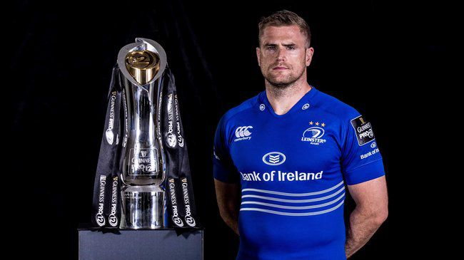 Heaslip Leads Leinster For First Home Game