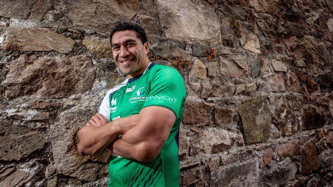 Irish Rugby TV: Mils Muliaina On His New Role With Connacht