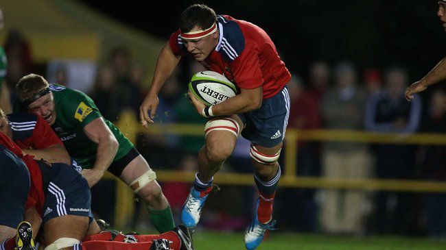 Munster Earn Two-Try Win In Waterford