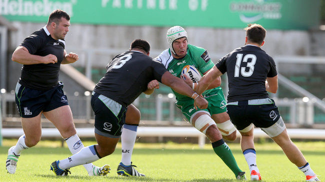 Connacht Count Down To PRO12 Opener