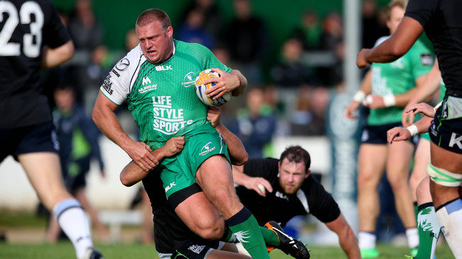 White To Captain Much-Changed Connacht Team