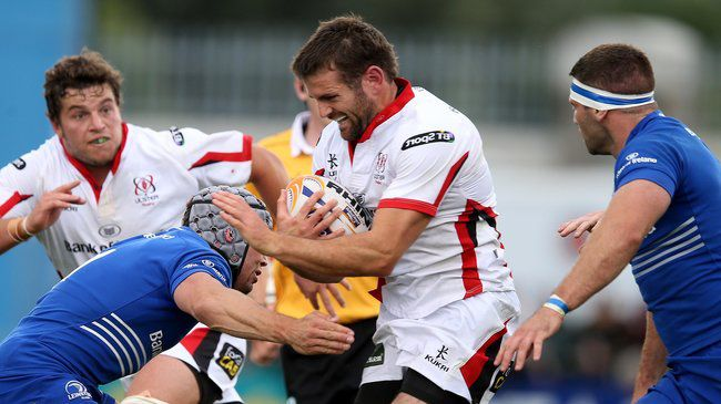 Payne Returns In The Centre For Ulster