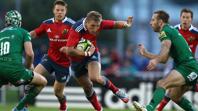 Munster Issue Update On Bleyendaal And Bohane Injuries