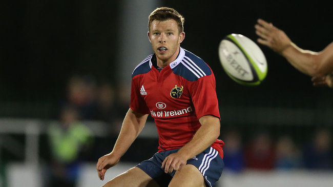 Munster Reveal 38-Man Squad For Champions Cup