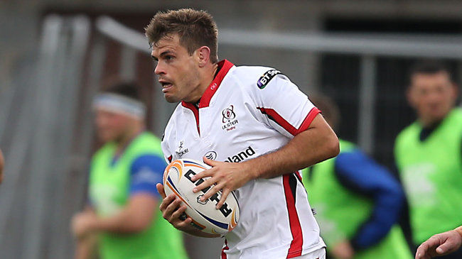 Ulster Newcomer Ludik Excited About PRO12 Debut